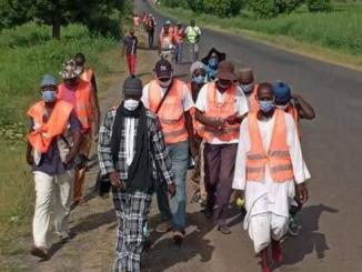 Magal de Touba 2020: Talla Sylla Marche De Thiès À Touba