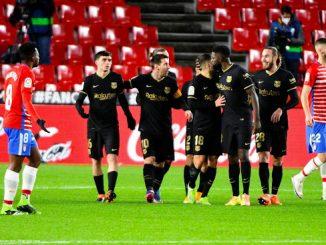 Espagne – Coupe du Roi: le Barça en demi finale