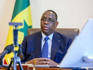 Union Africaine: Macky Sall, président en exercice