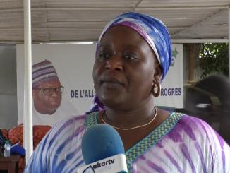 Benno dans les communes : c'est la volonté politique de l'honorable députée Marie Thérése Aida SECK.
