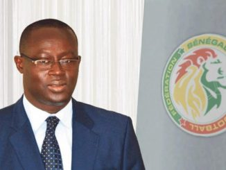 FSF: Me Augustin Senghor réélu président